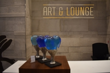 Bits: win 75000 Lufthansa miles, something up at ART & LOUNGE in T4, American launching Boston to Heathrow
