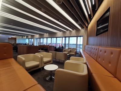 Art & Lounge Heathrow Terminal 4 ex El Al King David lounge