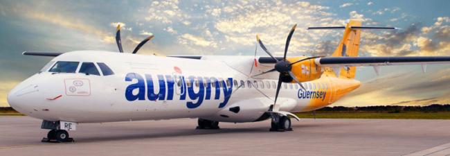 Aurigny aircraft
