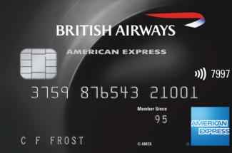 BA Premium Plus American Express card BAPP