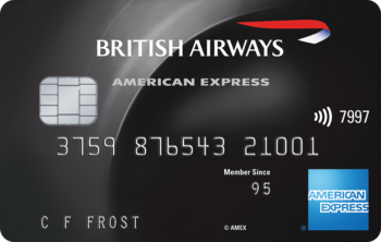 British Airways American Express 2-4-1 vouchers extended by six months