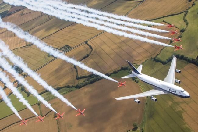 How do British Airways evouchers work?