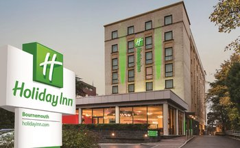 Holiday Inn Bournemouth now open