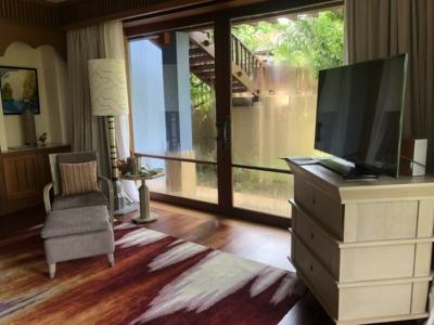 Four Seasons Langkawi review TV