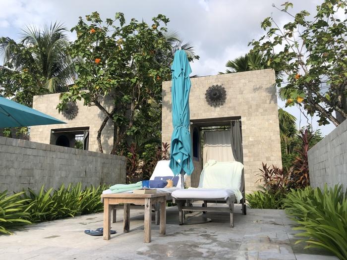 Four Seasons Langkawi adult pool cabana review