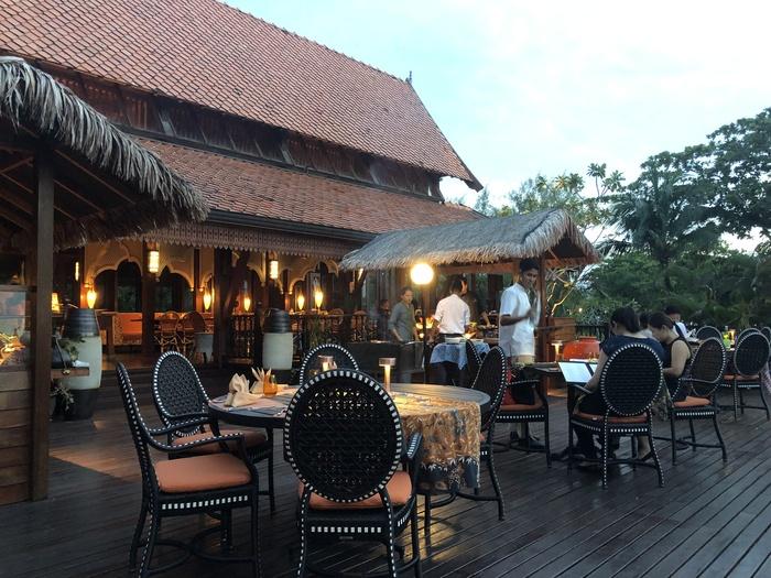 Four Seasons Langkawi review ikan ikan