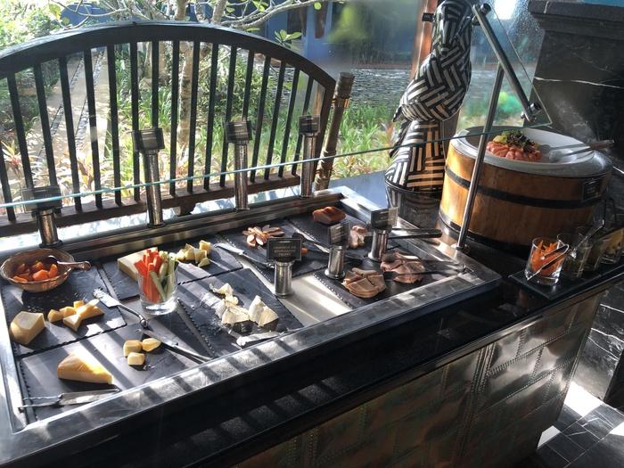 Four Seasons Langkawi pastries