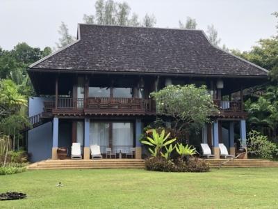 Four Seasons Langkawi review pavillion