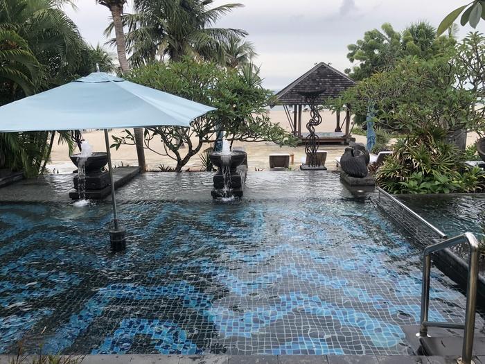 Four Seasons Langkawi review family pool