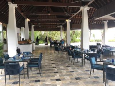 Four Seasons Langkawi review Kelapa Grill