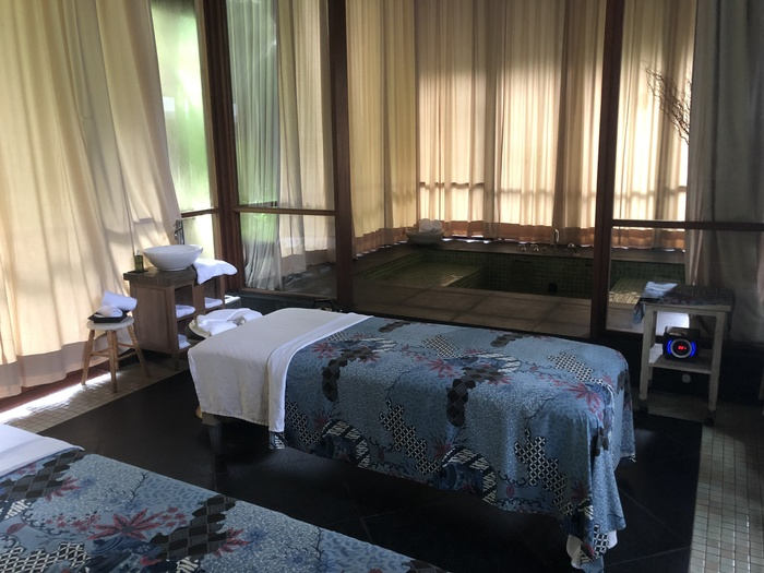 Four Seasons Langkawi review geo spa villa