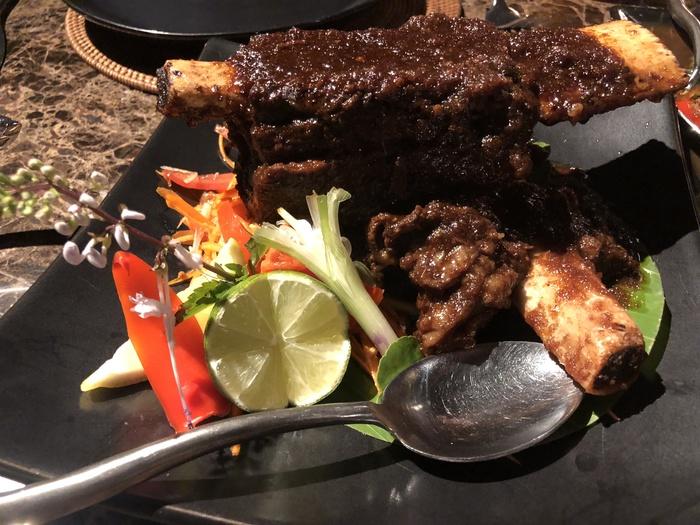 Four Seasons Langkawi ribs