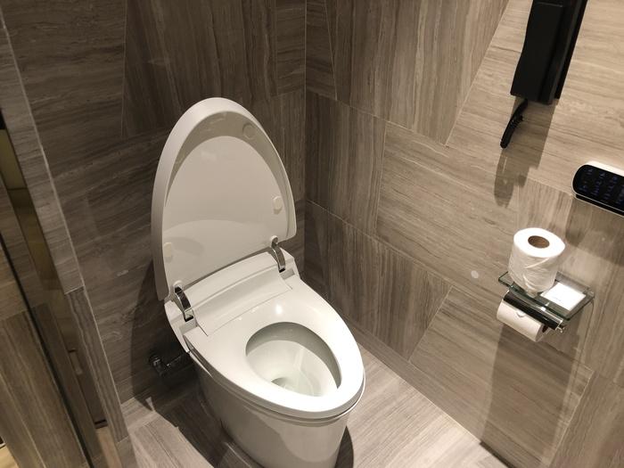 Four Seasons Kuala Lumpur review toilet