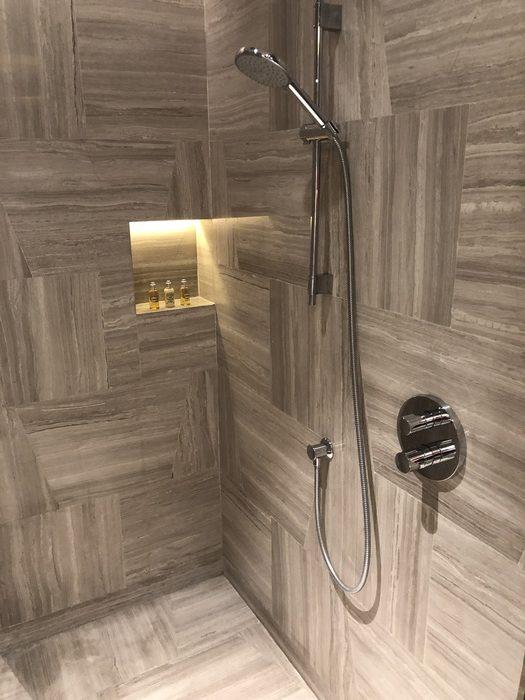 Four Seasons Kuala Lumpur review shower