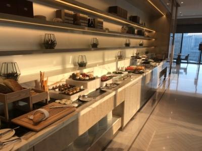 Four Seasons Kuala Lumpur review executive lounge