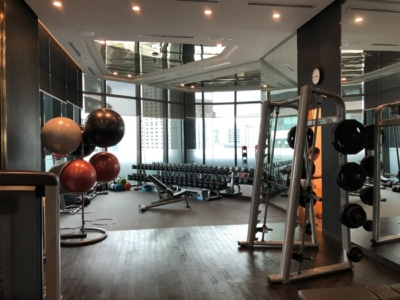 Four Seasons Kuala Lumpur review gym