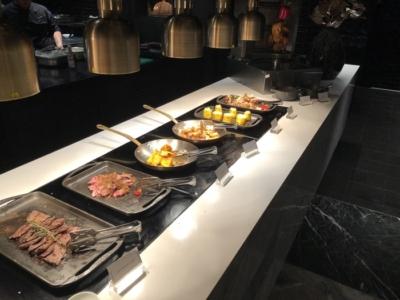 Four Seasons Kuala Lumpur review curate buffet meats