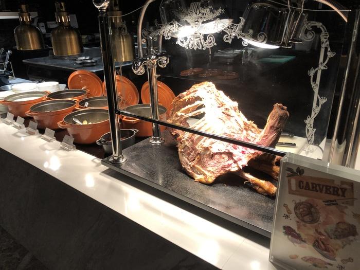 Four Seasons Kuala Lumpur review curate buffet lamb roast