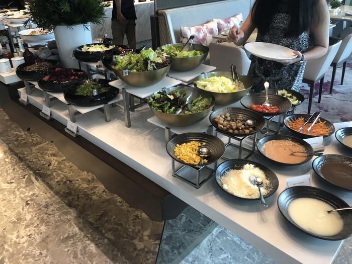 Four Seasons Kuala Lumpur review curate salad