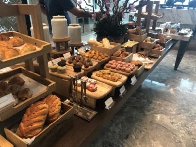 Four Seasons Kuala Lumpur review curate pastries