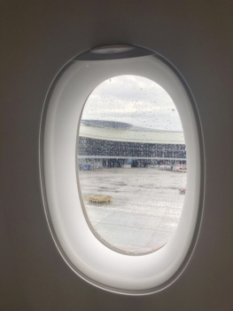 Malaysia Airlines A350 business class review