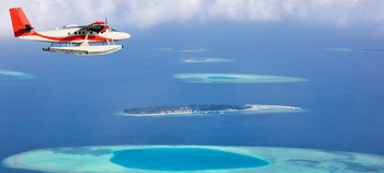 Intercontinental Maldives using IHG Rewards Club points