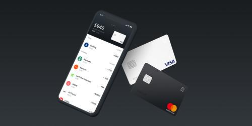 Revolut Business card