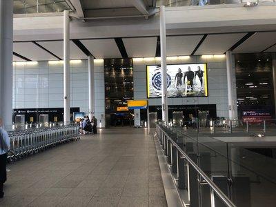 Review Hilton Garden Inn London Heathrow Terminal 2