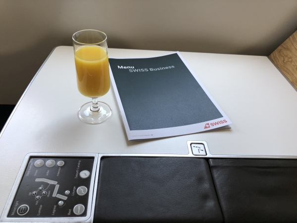 swiss business long haul zurich chicago review