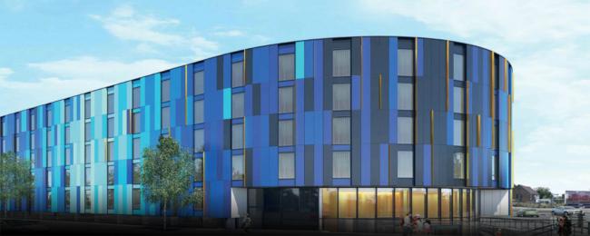 Atrium Hotel Heathrow opens