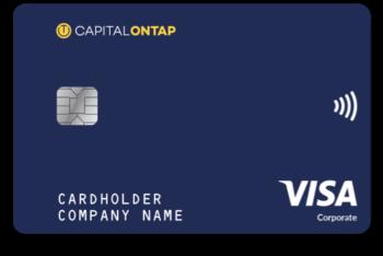 Capital on Tap Business Rewards Visa