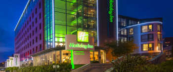 Holiday Inn London West Groupon deal