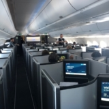 British Airways A350 Club Suite Inaugural flight