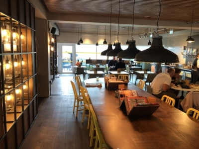 MyLounge Gatwick South tables