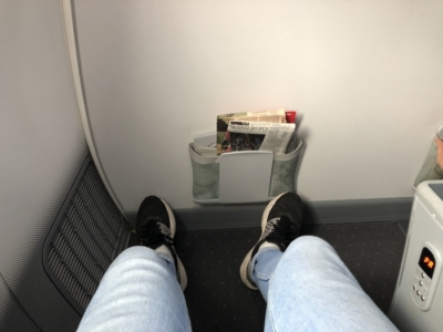 Norwegian Premium legroom