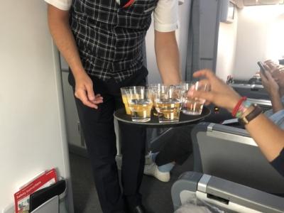 Norwegian Premium drink