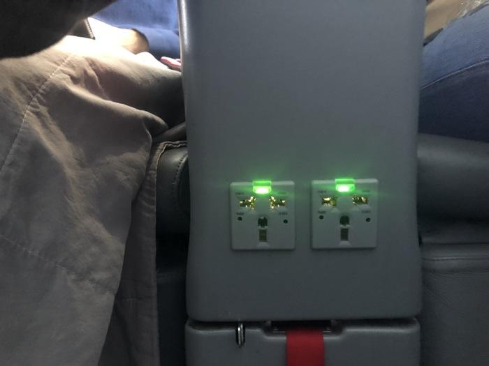 Norwegian Premium cabin plug