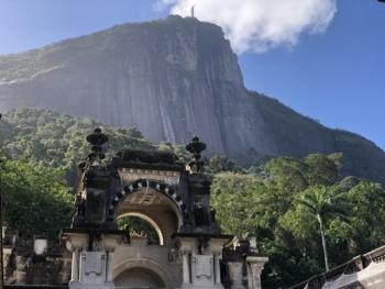 Rio de Janeiro Parque Lage