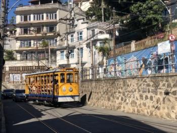Rio de Janeiro Santa Teresa tram