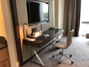 Marriott canary wharf london