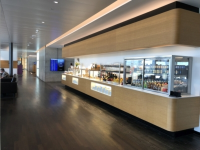 swiss business lounge zurich buffet