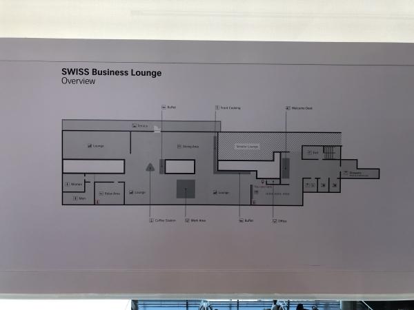 swiss business lounge zurich floor plan