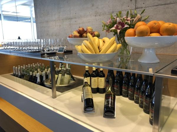 swiss business lounge zurich wines