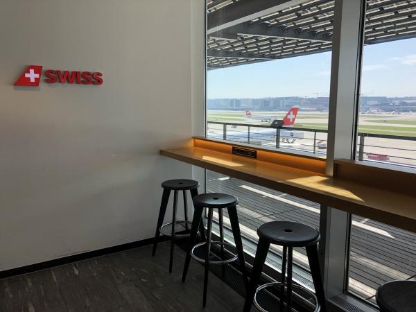 swiss business lounge zurich windows