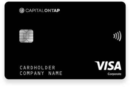 Capital On Tap On Tap Club card