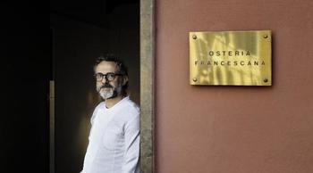 Marriott auction Osteria Francescana