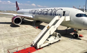 Virgin Atlantic joint venture