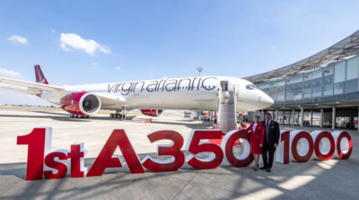 Virgin Atlantic Upper Class review A350