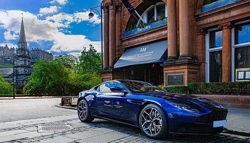 Waldorf Astoria Aston Martin Hilton package