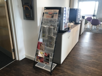 premium lounge teeside international airport papers